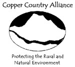 Copper Country Alliance logo