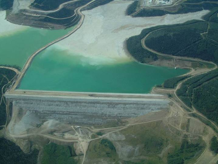 Fort Knox Tailings