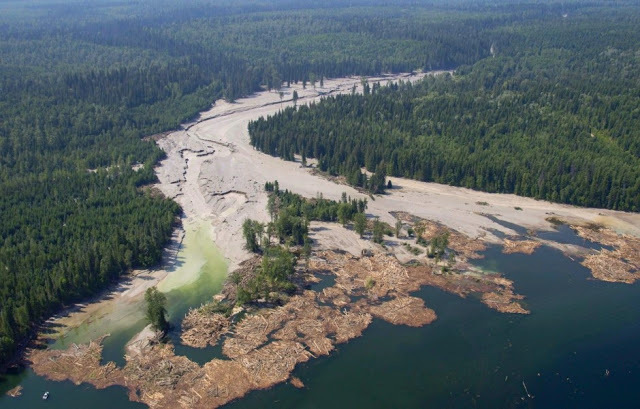 Mt. Polley dam failure