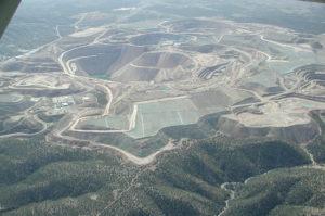 Tyrone Copper Mine